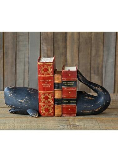 Balina Kitap Tutucu-Warm Design